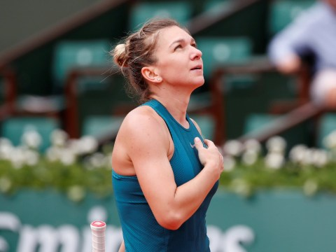 Simona Halep admits to French Open nerves after early escape