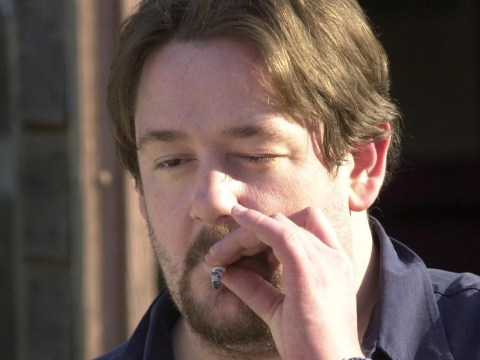 Johnny Vegas slapped with £150 for dropping a cigarette