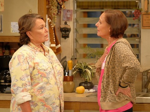 Roseanne 'closer to reboot and star Roseanne Barr could still make money from it'