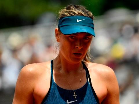 Sharapova gives salty response on returning to Chatrier for Pliskova clash