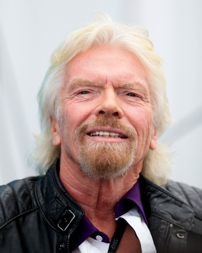 """File photo dated 03/07/16 of Virgin boss Sir Richard Branson, who has said that Commercial space travel is """"tantalisingly close"""" after the successful test of a rocket. PRESS ASSOCIATION Photo. Issue date: Friday April 6, 2018. The billionaire entrepreneur declared that Virgin Galactic was """"back on track"""" after the successful flight of the spaceship Unity. See PA story AIR Virgin. Photo credit should read: Nigel French/PA Wire"""