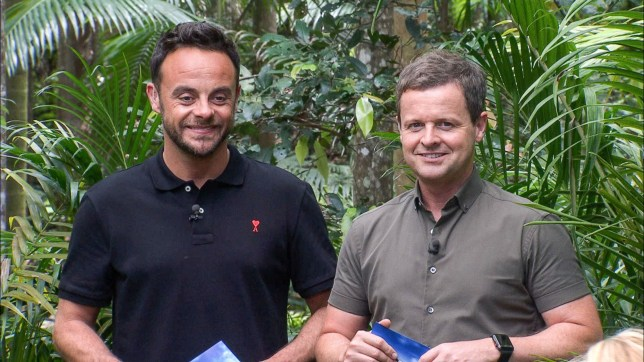 STRICT EMBARGO - NOT FOR USE BEFORE 22:00 FRIDAY 8th DECEMBER 2017. EDITORIAL USE ONLY - NO MERCHANDISING Mandatory Credit: Photo by ITV/REX/Shutterstock (9265044co) Bushtucker Trial: Toxic Trauma - Anthony McPartlin and Declan Donnelly 'I'm a Celebrity... Get Me Out of Here!' TV Show, Series 17, Australia - 08 Dec 2017