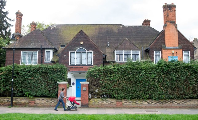 Mandatory Credit: Photo by Mark Thomas/REX/Shutterstock (9640266a) General view of the Marie Stopes abortion clinic in Mattock Lane, Ealing Ealing Council voted to implement a 100 metre exclusion zone aound the clinic after some peoplke complained of harassment by Pro-Life supporters. They have been handing out leaflets and speakinfg to peoplke entering the clinic. The Public Space Protection Order (PSPO) comes into place on April 23rd 2018. Marie Stopes Clinic Demo,London, UK- 23 Apr 2018