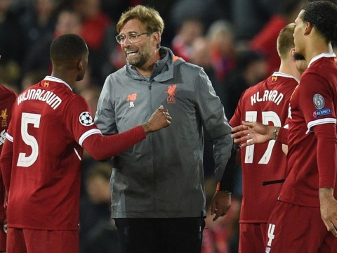 Jurgen Klopp speech saved Liverpool's Champions League campaign, says Georginio Wijnaldum
