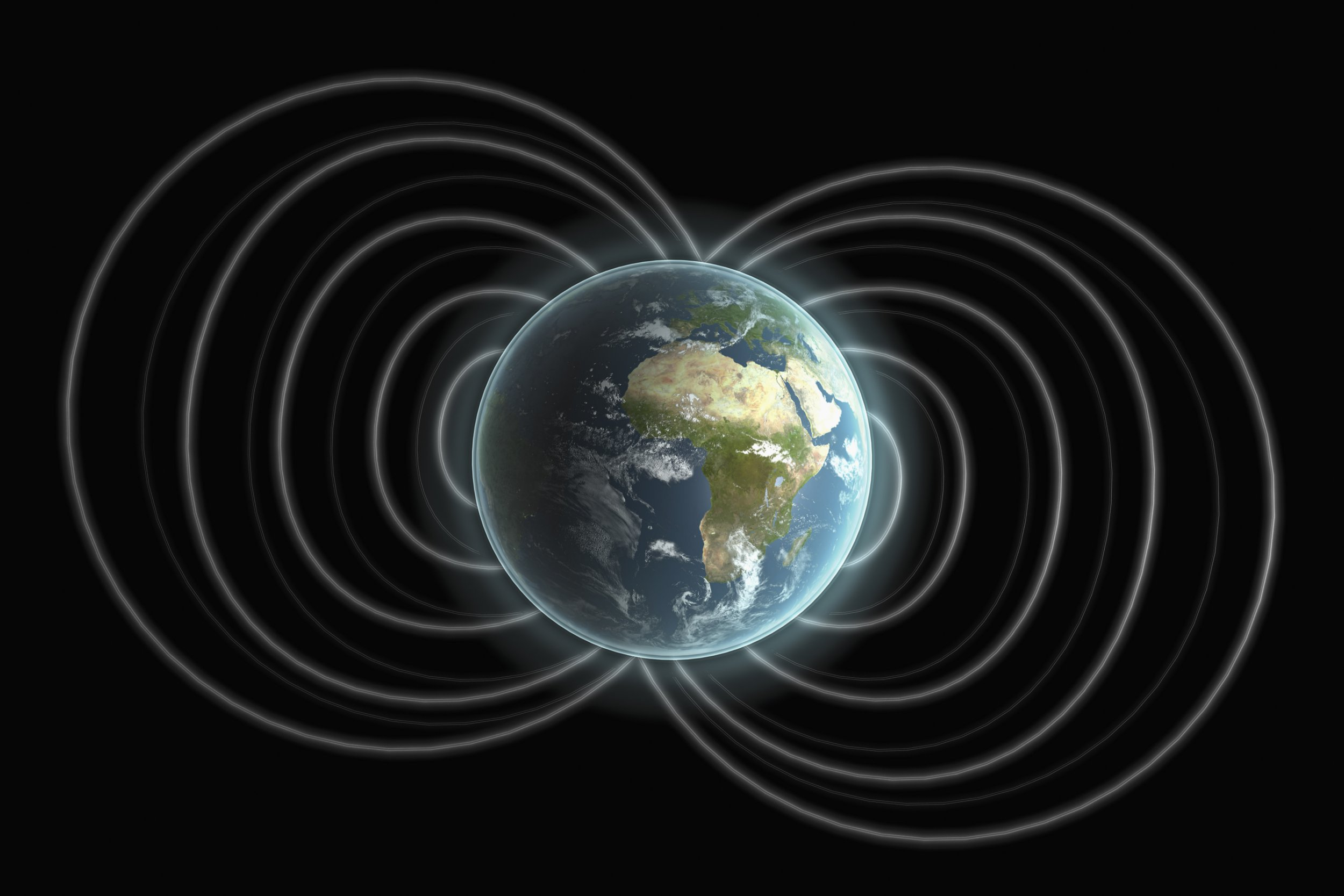 The truth about whether Earth's magnetic field will flip and cause apocalypse getty
