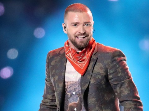 Justin Timberlake knows the score as he tells 20,000 fans – it's coming home!