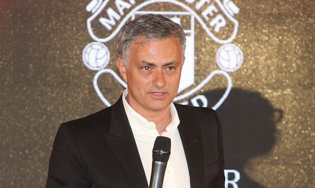 d264ecaaa Jose Mourinho reveals Nemanja Matic promised to join Manchester United  before Chelsea's title win