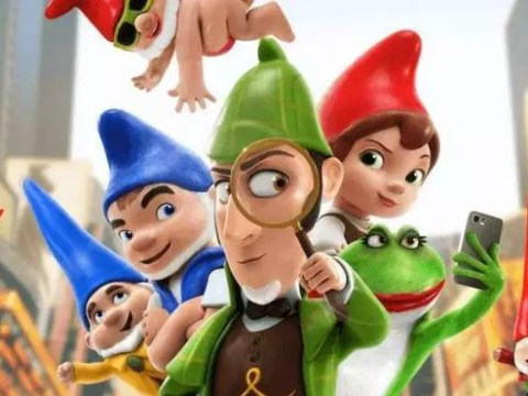 Sherlock Gnomes review: It's harmless fun if you ignore the star