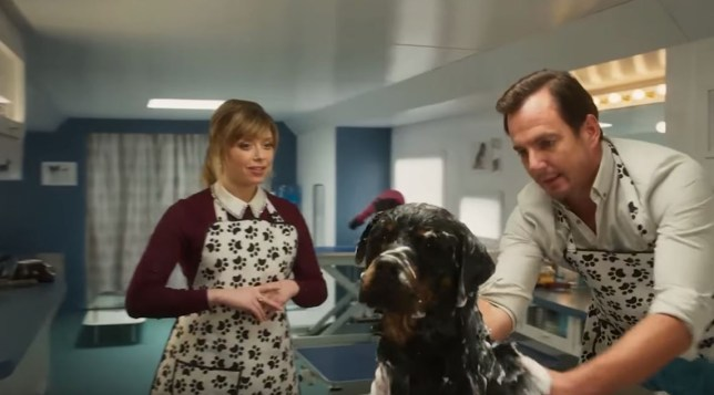 Show Dogs movie comes under fire for scenes which 'normalise child