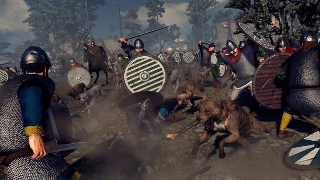 Total War Saga: Thrones Of Britannia (PC) - getting medieval