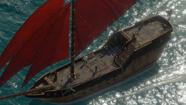 Pillars Of Eternity II: Deadfire (PC) - pirates always have more fun