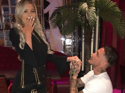 Stephen Bear hints he's engaged to girlfriend of one month – on ex Charlotte Crosby's birthday