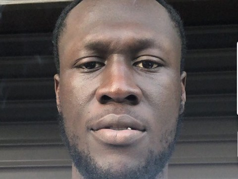 Stormzy defends Maya Jama as he addresses her tweet about 'dark-skinned women' for first time