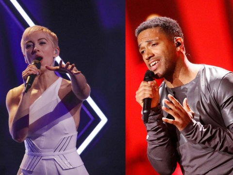 UK and Austria put the Eurovision spotlight on SuRie and Cesar Sampson in Lisbon