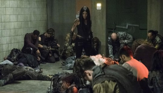 5 questions from The 100 season 5 episode 2 'Red Queen