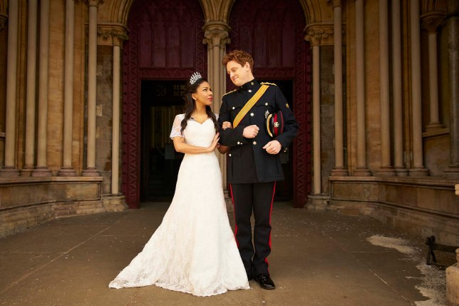 The Wedding Date Cast.The Windsors Time Date Channel And Cast For Royal Wedding Special