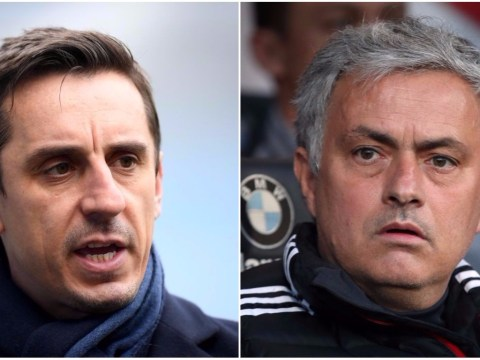 Gary Neville wants Tottenham manager Mauricio Pochettino to succeed Jose Mourinho at Manchester United