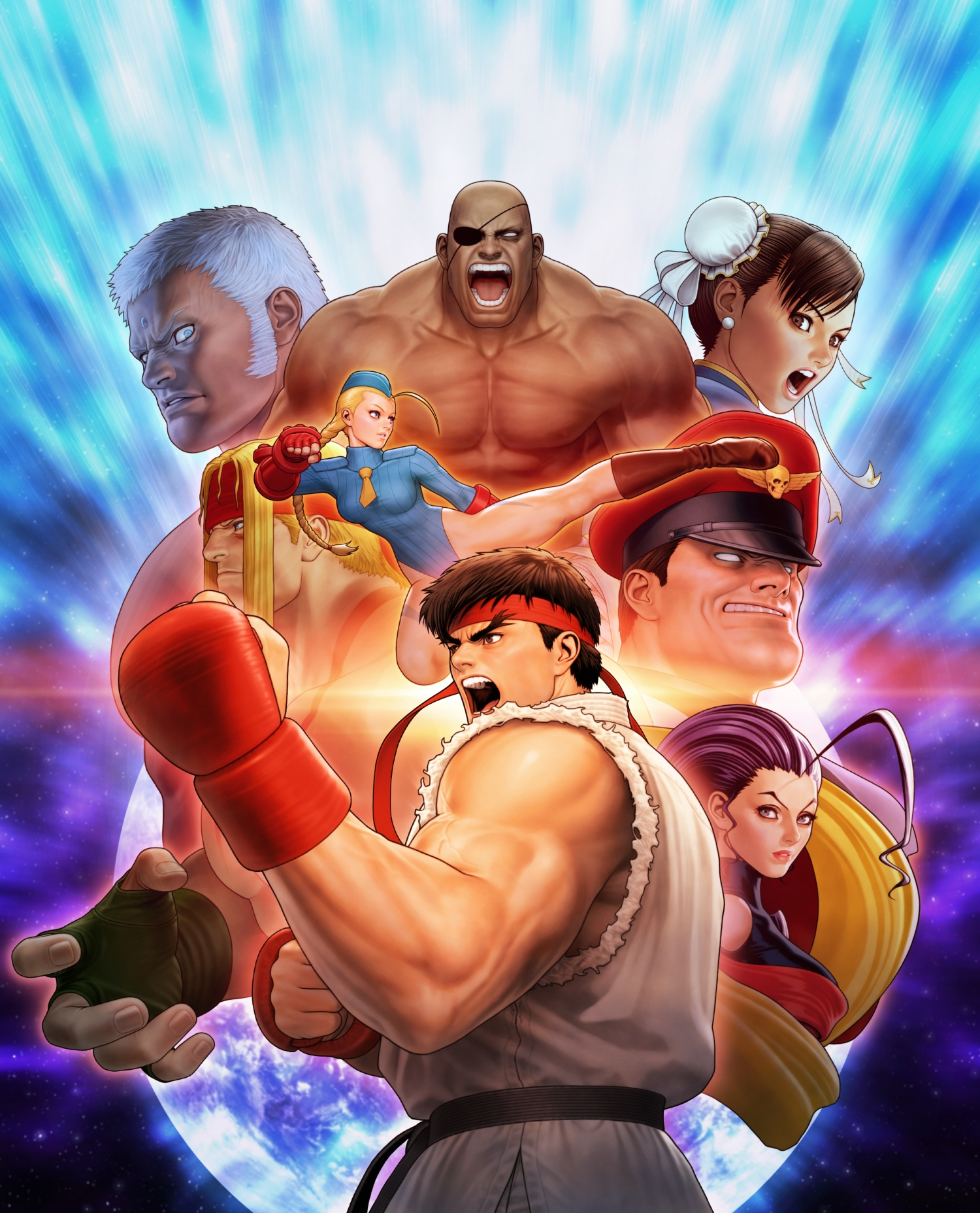 Street Fighter 30th Anniversary Collection review – arcade perfect