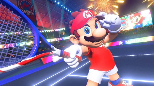 Mario Tennis Aces (NS) - you cannot be serious