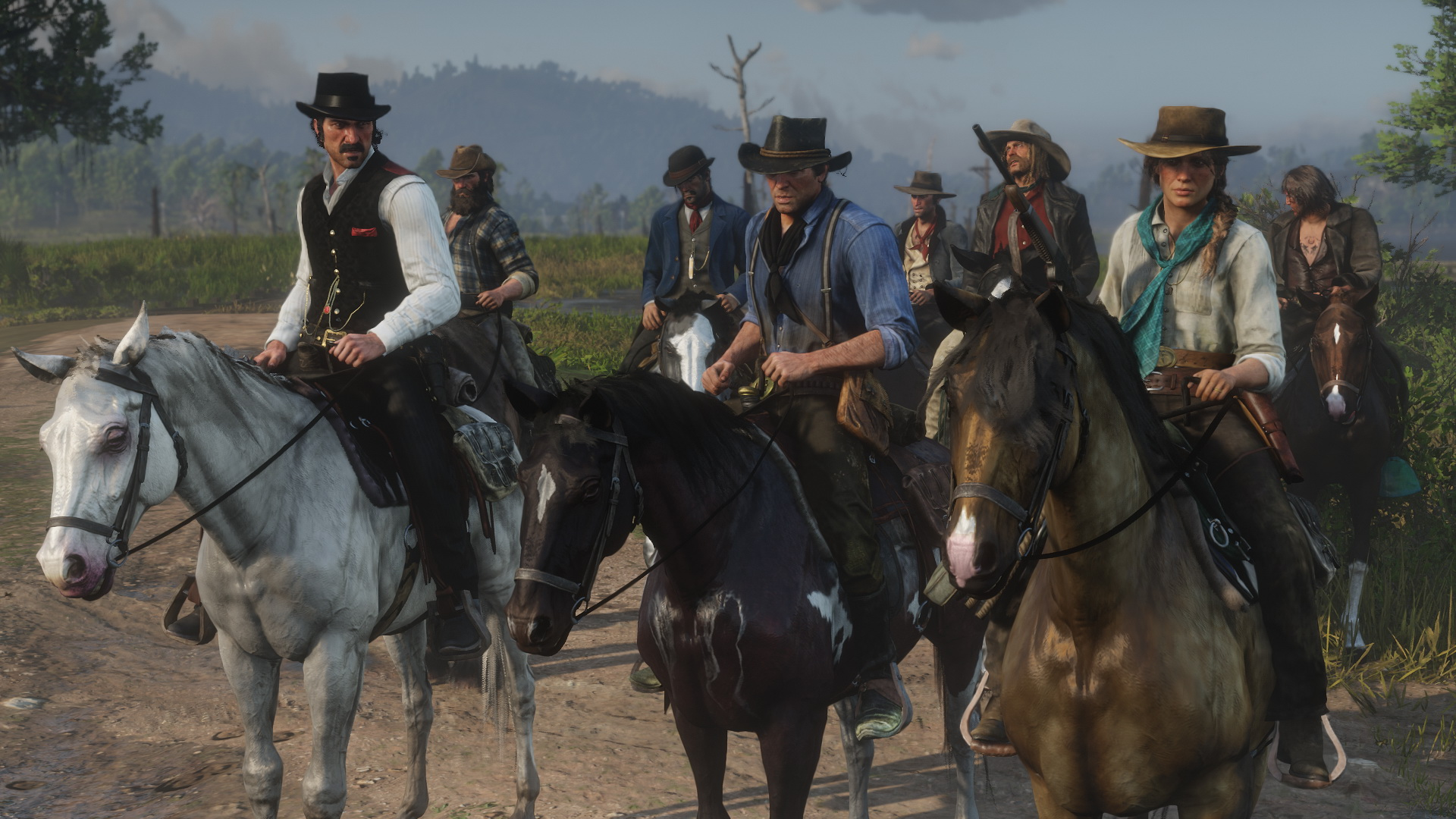 Red Dead Redemption II - will Rockstar be riding with Microsoft or Sony at E3?