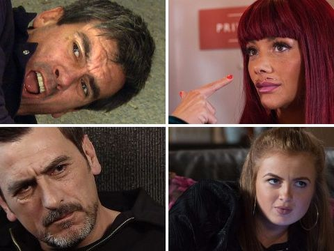 20 soap spoilers: Killer Corrie attack, Emmerdale deadly showdown, EastEnders return, Hollyoaks assault