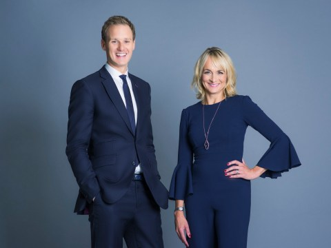 Where is Dan Walker and when is he back on BBC breakfast?
