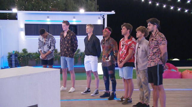 aa6369868 Who did the boys end up with as the girls had their pick  (Picture  ITV)