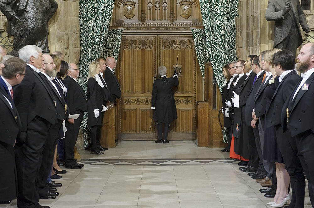 This is what happens at The State Opening of Parliament