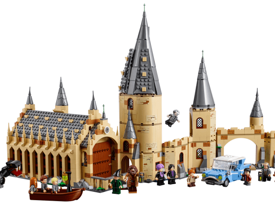 New Lego Harry Potter and Fantastic Beasts toys look amazing