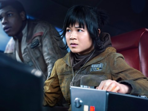 Anti-Disney, pro-'straight white male' group 'claims responsibility' as Star Wars' Kelly Marie Tran forced off social media