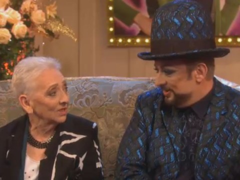 Boy George's mum leaves All Round to Mrs Brown audience in tears with heartwarming story of him coming out