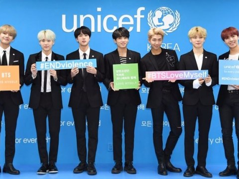 BTS thank ARMY for raising over £1 million for UNICEF on anniversary of Love Myself campaign