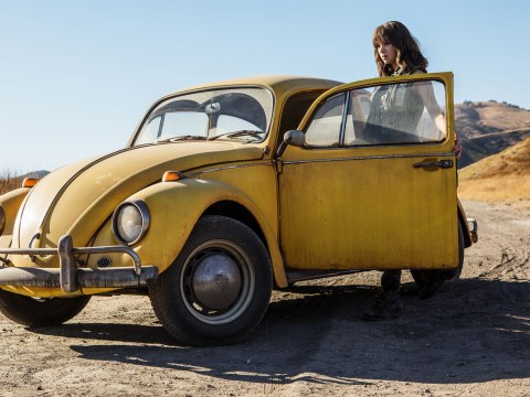 Bumblebee is not a fan of Rick Astley, according to first trailer for this Transformers sequel
