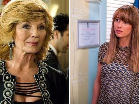 Coronation Street spoilers: Samia Longchambon reveals Rula Lenska return story as Claudia while Maria betrays Audrey