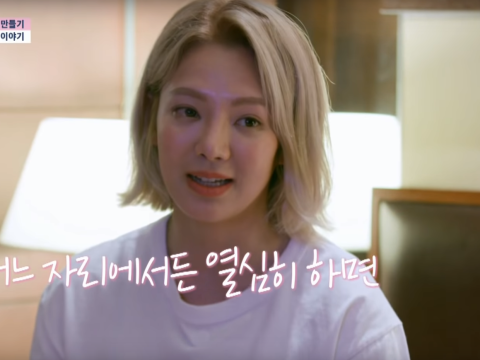 Girls' Generation star Hyoyeon struggled to cope with not being star of the band