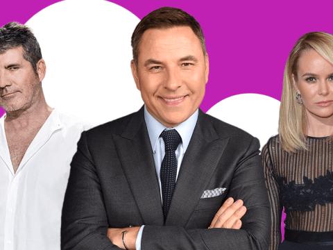 David Walliams admits he got in trouble following Amanda Holden and Simon Cowell sex joke on Britain's Got Talent