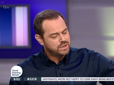 Danny Dyer calls former PM David Cameron a 'tw*t' live on Good Evening Britain