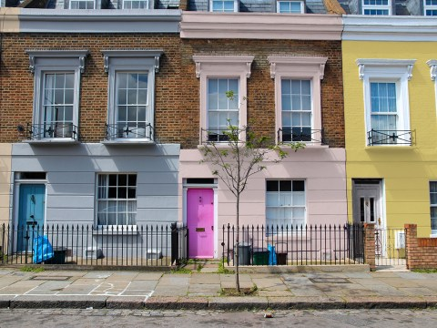 Colour me happy! What your paint choice says about you