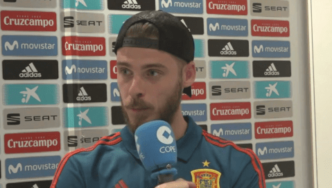 David De Gea fires warning to Manchester United after being asked about Real Madrid transfer