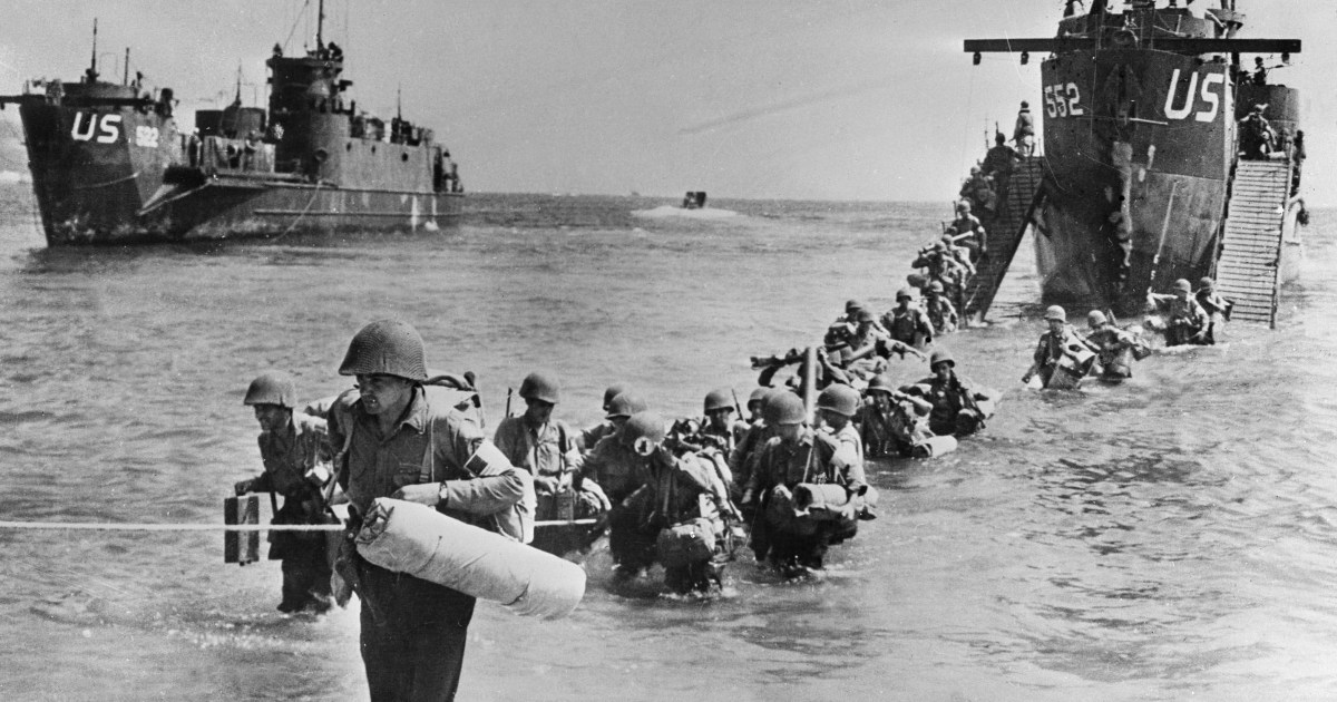 D-Day quotes, Eisenhower's speech and poems about the
