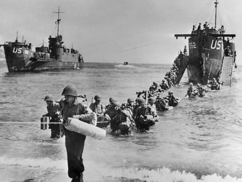 D-Day quotes, Eisenhower's speech and poems about the Normandy landings