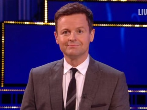 'Must be nice': Declan Donnelly jokes about missing Ant McPartlin on Britain's Got Talent