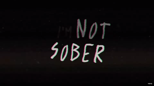 Demi Lovato sings 'I'm not sober anymore' and apologises on new