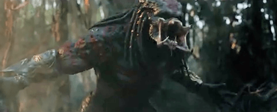 The Predator trailer prompts fan theories on CGI alien