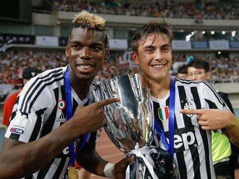 Paulo Dybala 'happy to hear' that Paul Pogba could return to Juventus