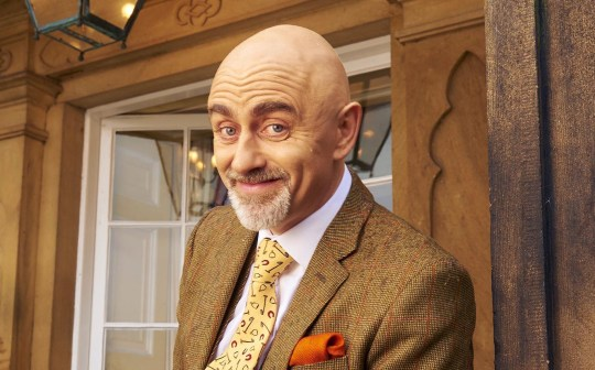 Dave Lamb on Come Dine With Me