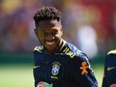 Nemanja Matic welcomes potential midfield partner Fred to Manchester United