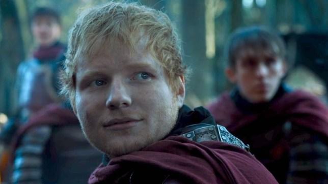 Ed Sheeran's cameo in Game of Thrones