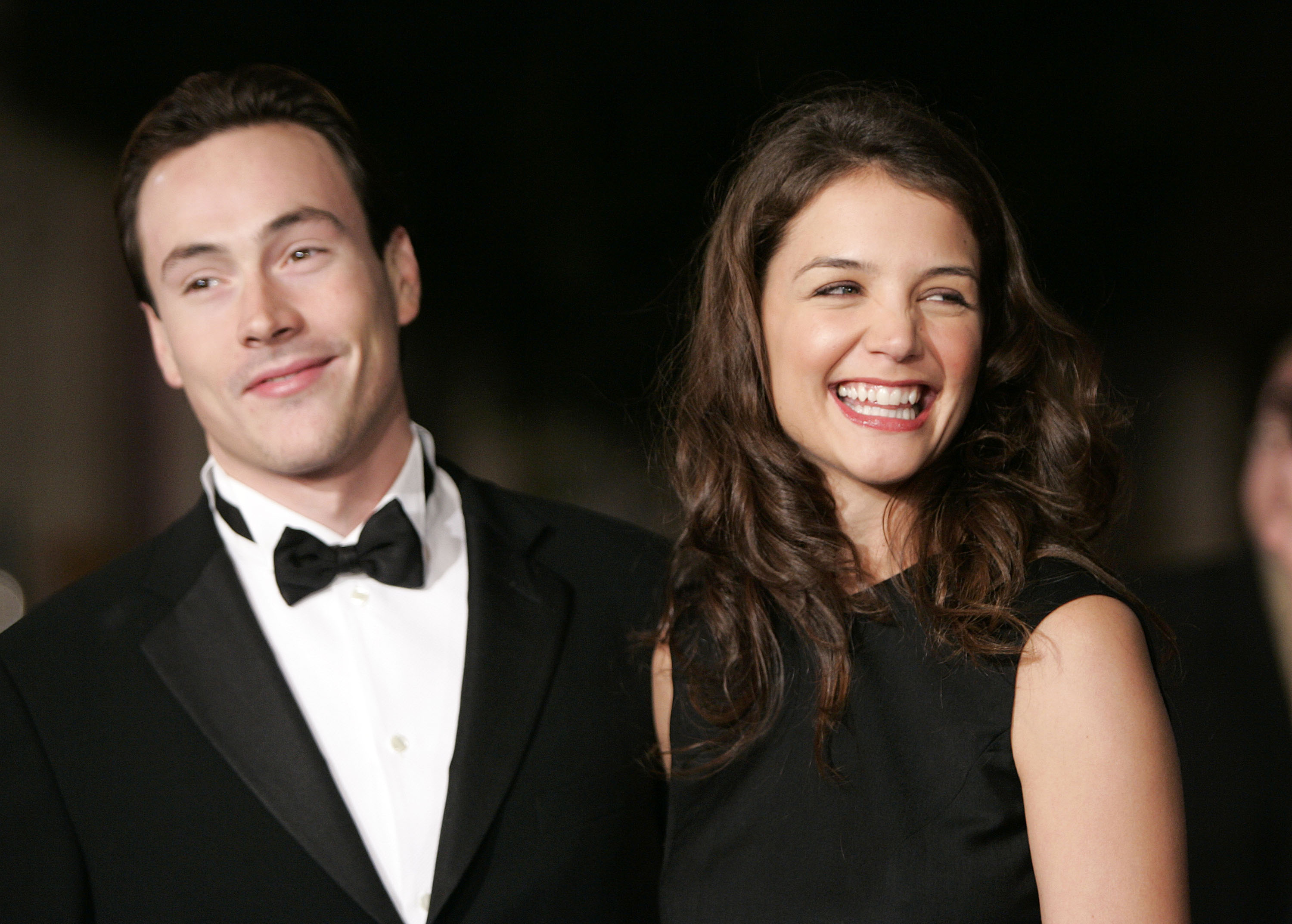 A history of Katie Holmes' celebrity boyfriends, fiances and husbands