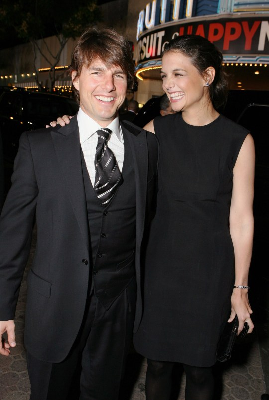 A history of Katie Holmes' celebrity boyfriends, fiances and